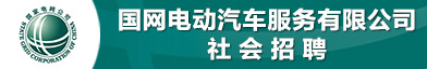 国网电动汽车服务有限公司招聘信息