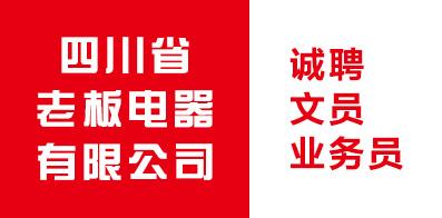 四川省老板电器有限公司