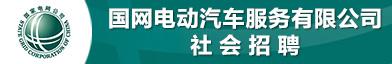 國網電動汽車服務有限公司招聘信息