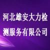 河北雄安大力检测服务有限公司