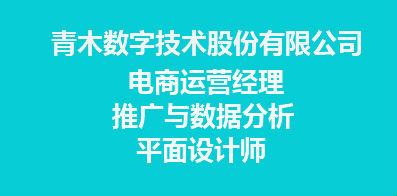 青木数字技术股份有限公司