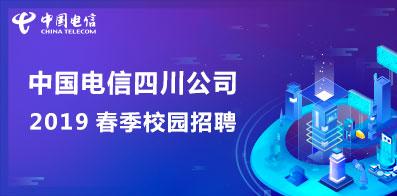 中国电信股份有限公司四川分公司
