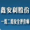 河南鑫安利安全科技股份有限公司