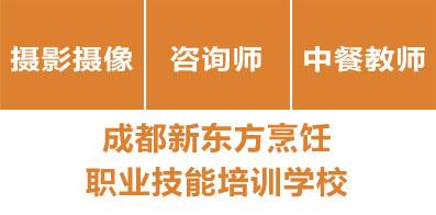 成都新东方烹饪职业技能培训学校有限公司