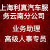 上海利真汽车服务咨询有限公司云南分公司