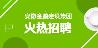 安徽金鹏建设集团股份有限公司