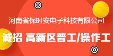 河南省保时安电子科技有限公司