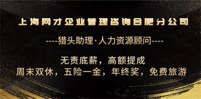上海网才企业管理咨询有限公司合肥分公司
