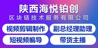 陕西海悦铂创区块链技术服务有限公司