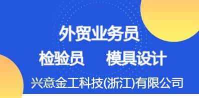 兴意金工科技(浙江)有限公司