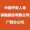 中国平安人寿保险股份有限公司广西分公司