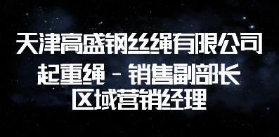 天津高盛鋼絲繩有限公司