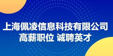 上海佩凌信息科技有限公司